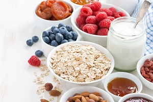 Sources and types of carbohydrates and sugar